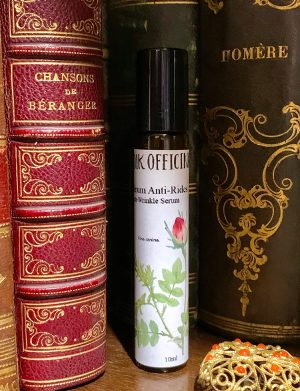 folk officinalis serum visage anti-rides naturel